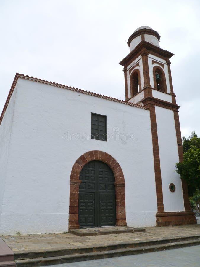 Die Kirche unserer Dame von Antigua lizenzfreie stockfotografie