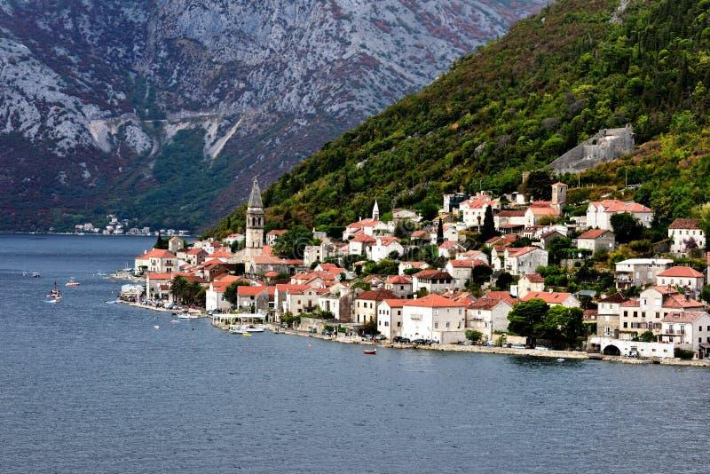 Die Kirche von St. Eustachius, Kotor, Montenegro lizenzfreie stockfotos