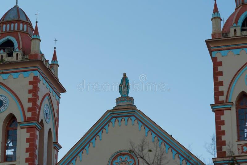 Die Kirchtürme und die heiligen 03 lizenzfreies stockfoto
