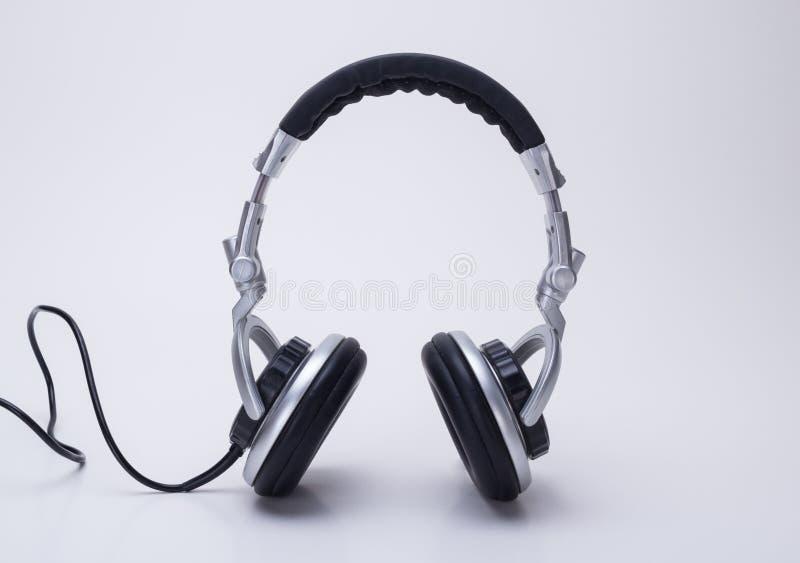 Die Kopfhörer Stockfotografie