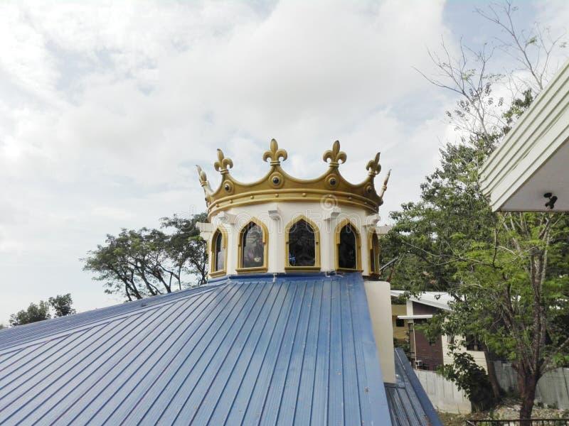 Die Krone stockbild