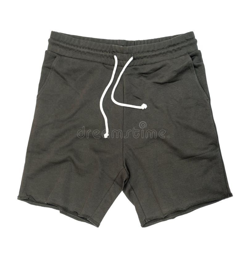 Die kurzen Hosen der Männer stockfotos