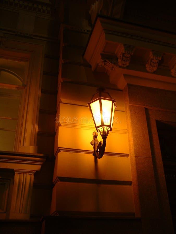 Die Lampe stockbilder