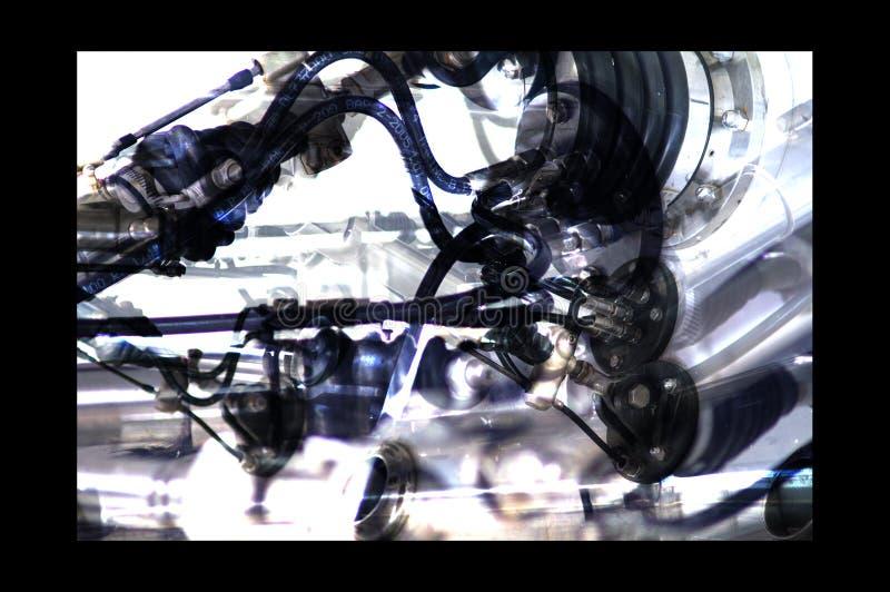 Die Maschine stockfotos