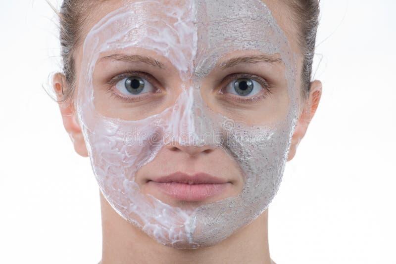 Maske Mit Gesicht