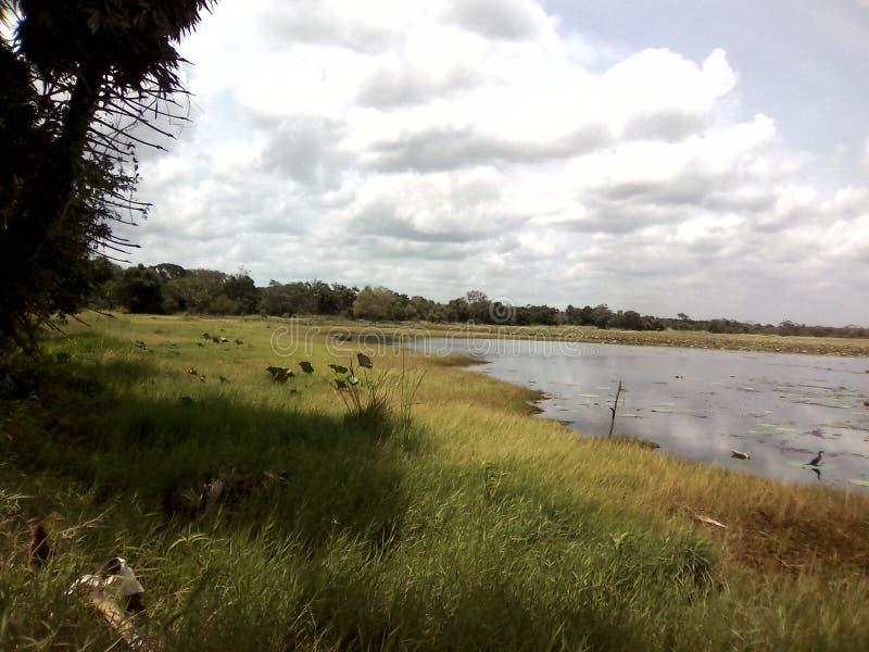 Die meisten schönen Naturplätze in Sri Lanka lizenzfreies stockbild