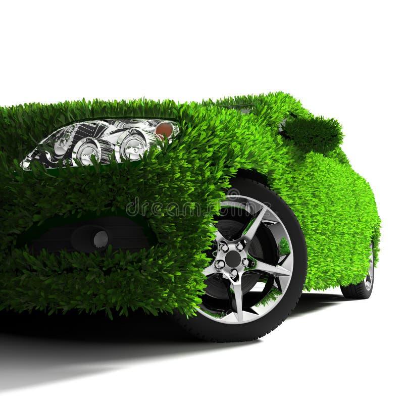 Die Metapher des Grüns vektor abbildung