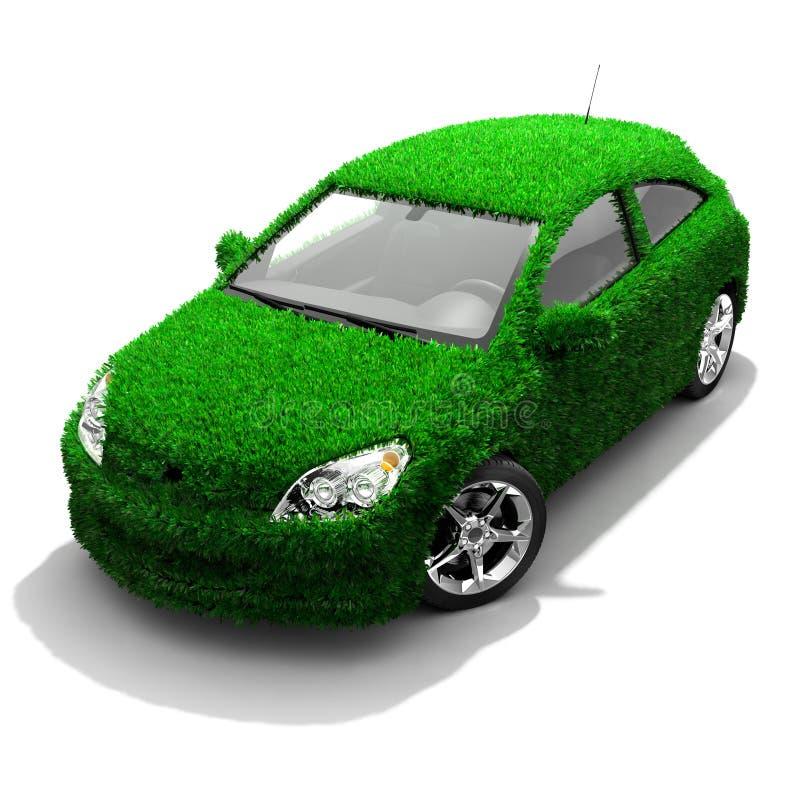 Die Metapher des Grüns stock abbildung