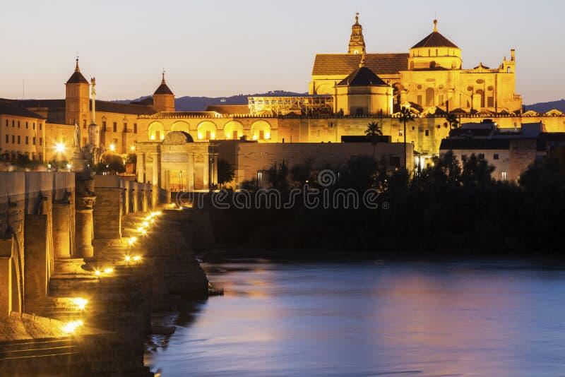 Die Moscheen-Kathedrale von Cordoba lizenzfreie stockfotografie