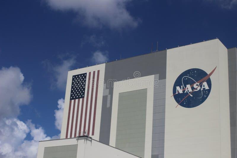 die NASA lizenzfreies stockbild
