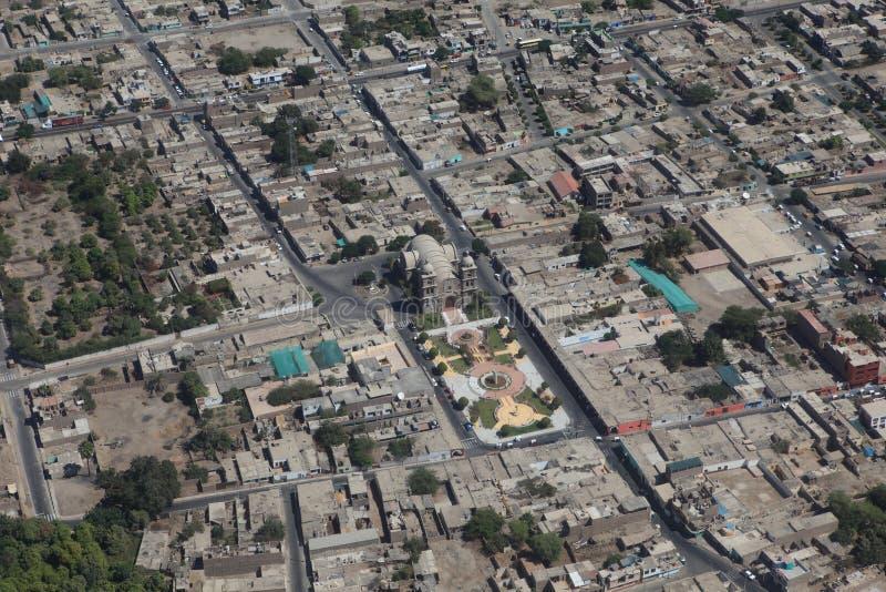 Die Nazca-Wüste stockbild
