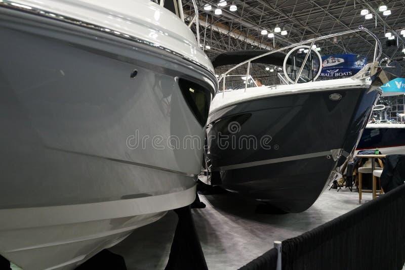 Die New- Yorkboots-Show 2019 95 stockfoto