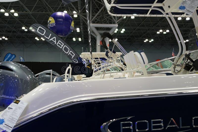 Die New- Yorkboots-Show 2019 89 lizenzfreies stockfoto