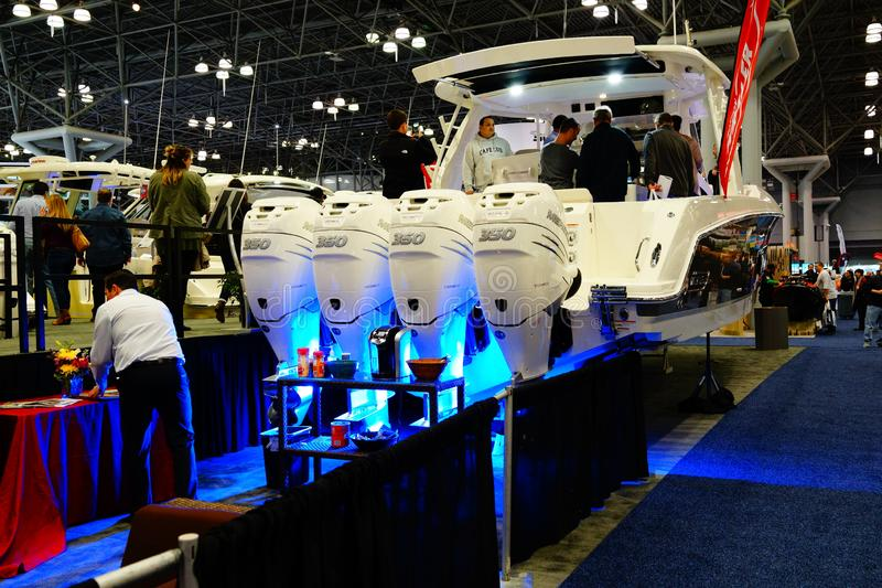 Die New- Yorkboots-Show 2019 60 stockfotos