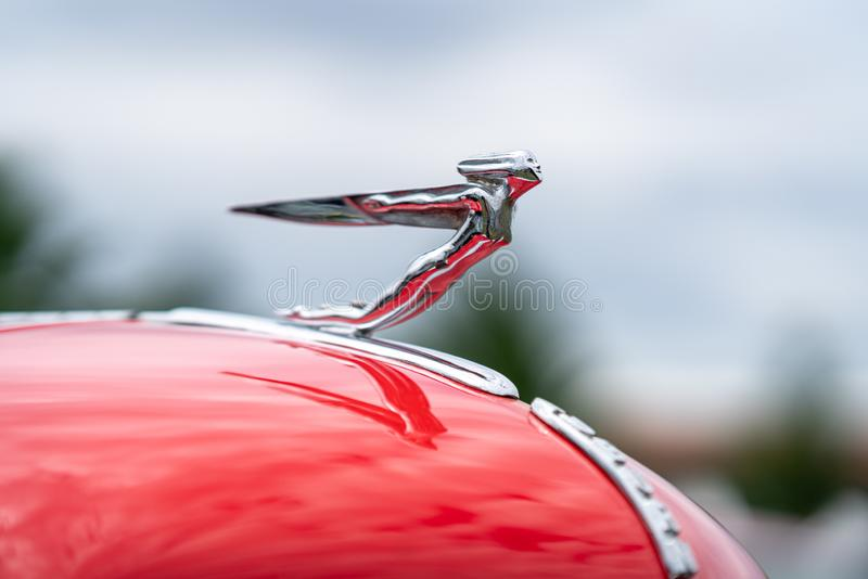 Die Oldtimer Show 2019. Paaren im Glien. Germany. royalty free stock images