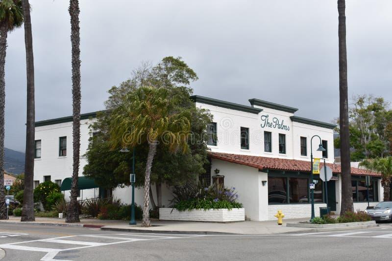 Die Palmen Restaurant und Bürogebäude, 1 lizenzfreies stockfoto