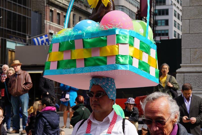 Die Parade 2015 NYC Ostern u. Mützen-Festival 10 lizenzfreie stockfotos