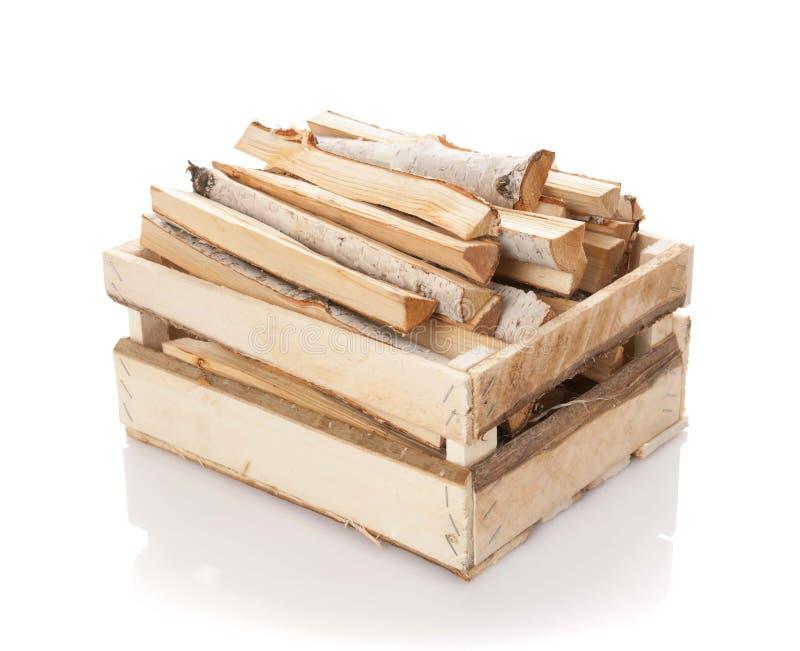 Die Protokolle des Feuerholzes lizenzfreie stockfotos