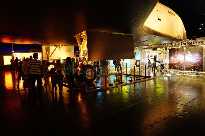Die Raumfähre Pavillion 119 lizenzfreies stockfoto