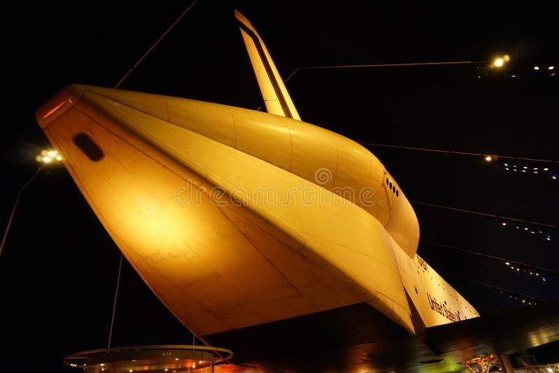 Die Raumfähre Pavillion 111 lizenzfreies stockfoto