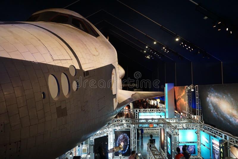 Die Raumfähre Pavillion 47 stockfoto