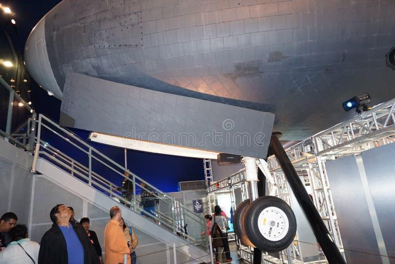 Die Raumfähre Pavillion 31 stockfoto