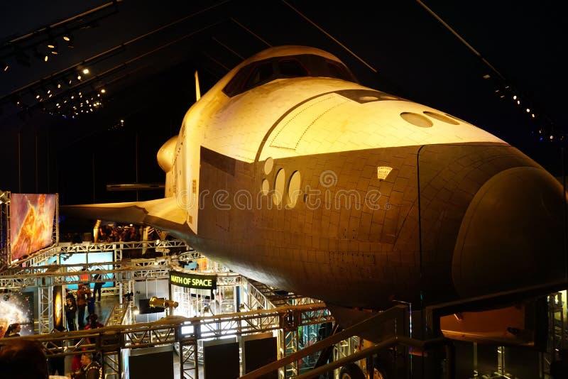 Die Raumfähre Pavillion 24 lizenzfreie stockfotos