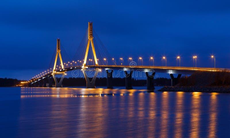 Die replot-Brücke lizenzfreie stockfotos