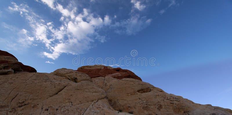 Die rote Felsenschlucht lizenzfreie stockfotografie