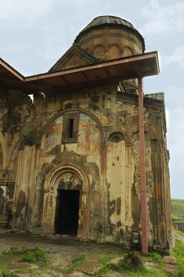 Die Ruinen von Ani stockfotografie