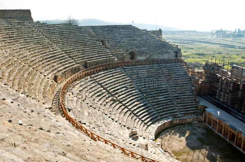 Die Ruinen von den alten Zivilisationen noch extant stockfotos