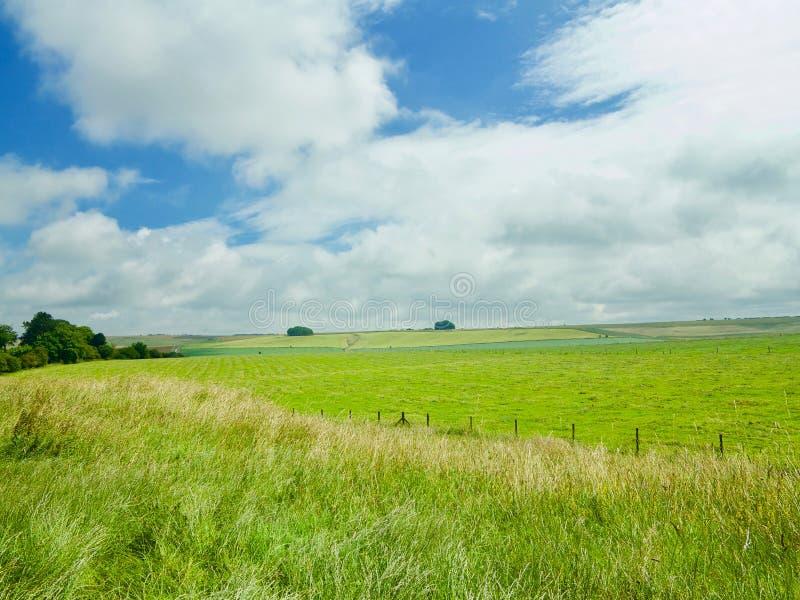 Die Schönheit der Landschaft lizenzfreies stockbild