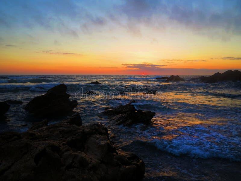 Die Schönheit von Cornwall 3 stockbilder