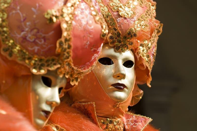 Die Schablonen von Venedig stockfotos