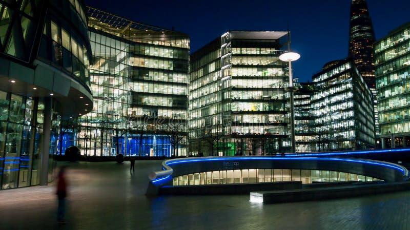 Die Schaufel, London lizenzfreies stockbild