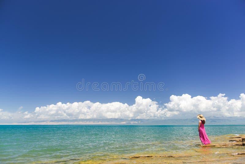 Die Seelandschaft lizenzfreie stockfotografie