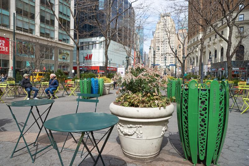 Die Stadt New York lizenzfreie stockfotografie
