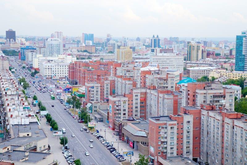 Stadt Sibirien