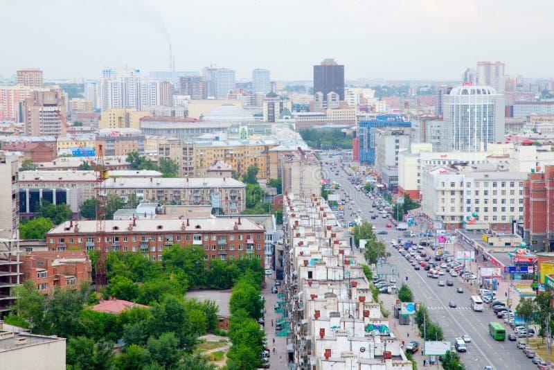 Sibirien Hauptstadt
