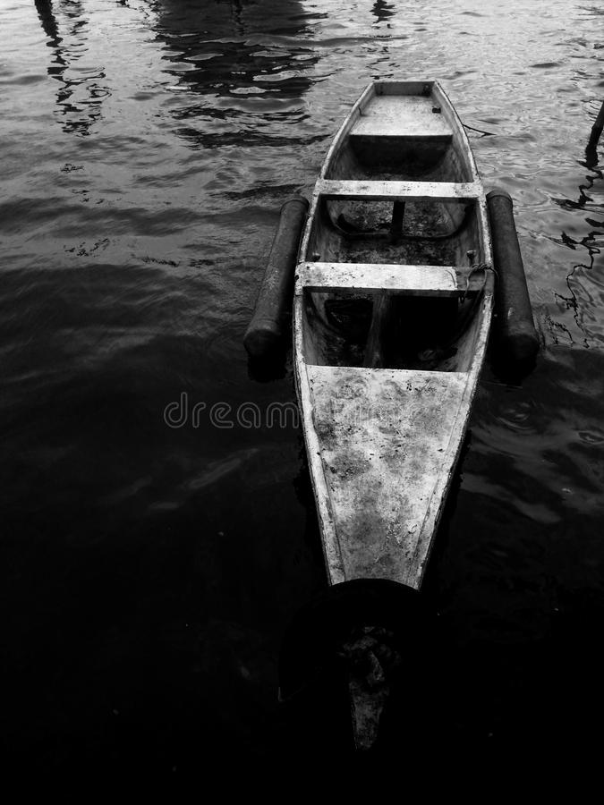 Die Stauwasser stockfotografie