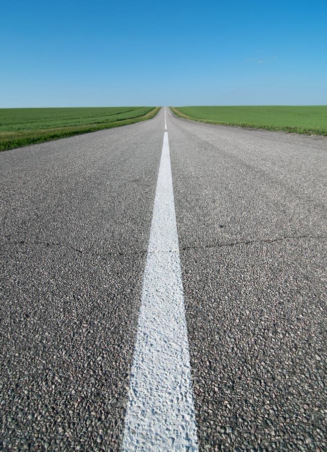 Die Straße vektor abbildung