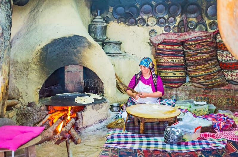 Die Türkischeteller stockfotos