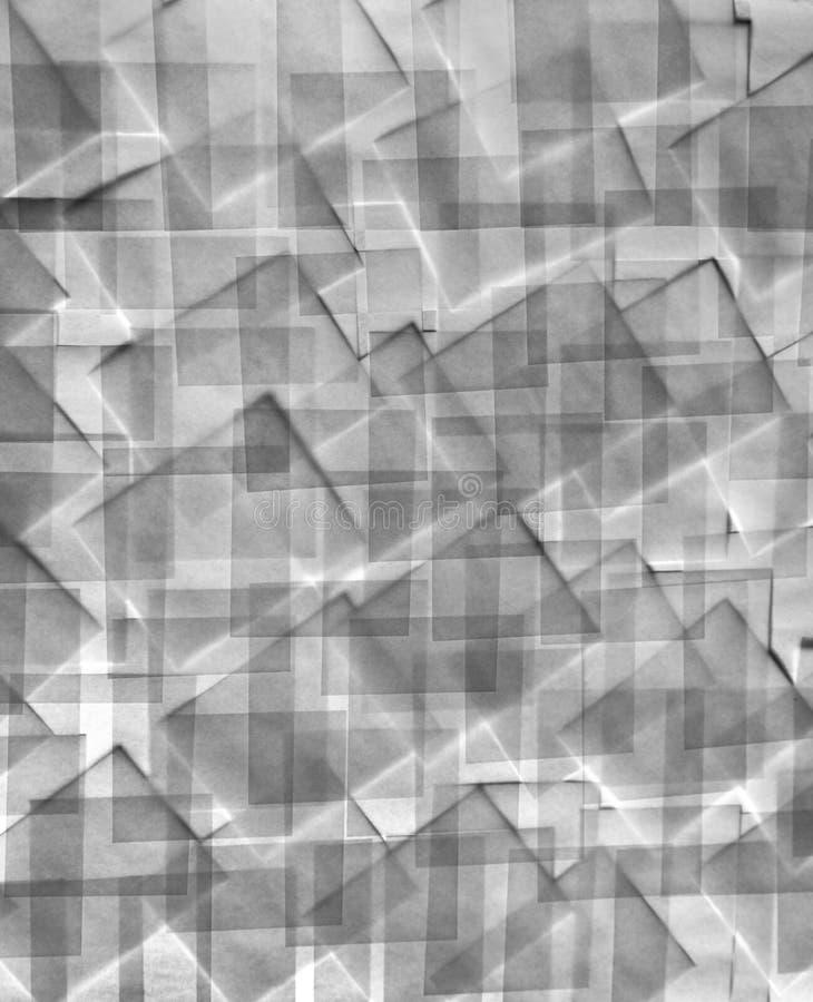 Die Textur ist transparent Schwarz stockbild