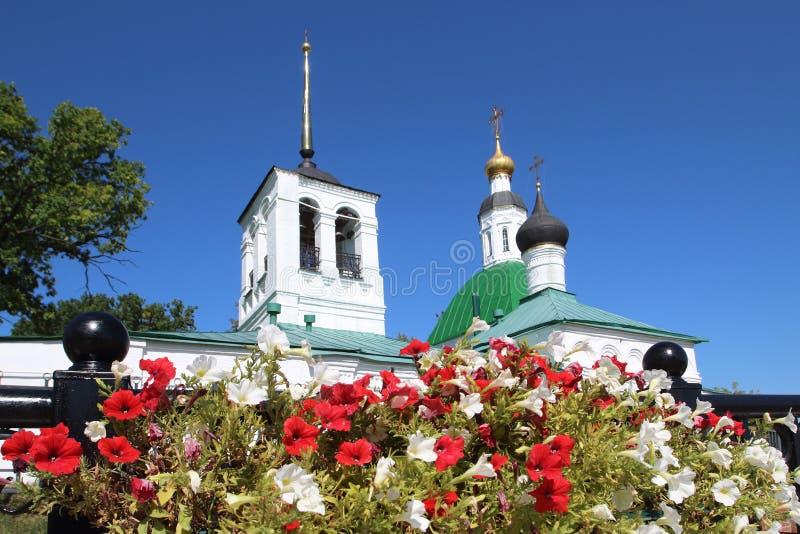 Die Transfigurations-Kirche, Vladimir-Stadt, Russland lizenzfreie stockfotografie