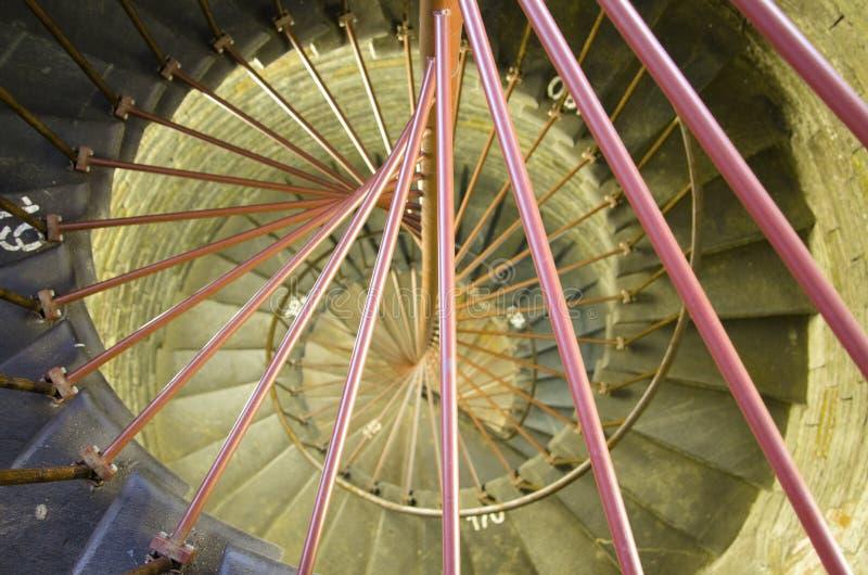 Die Treppe lizenzfreie stockbilder