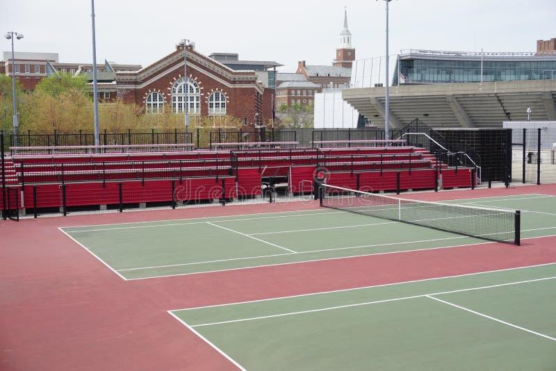 Die Universität von Cincinnati, Ohio stockbilder