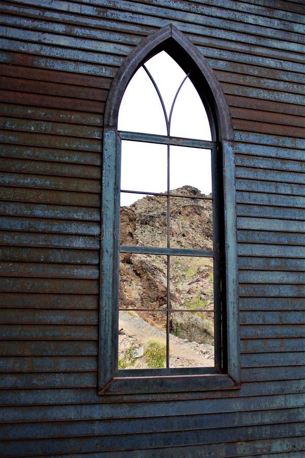 Die Wüsten-Stange, Parker, Arizona, Vereinigte Staaten stockfotos