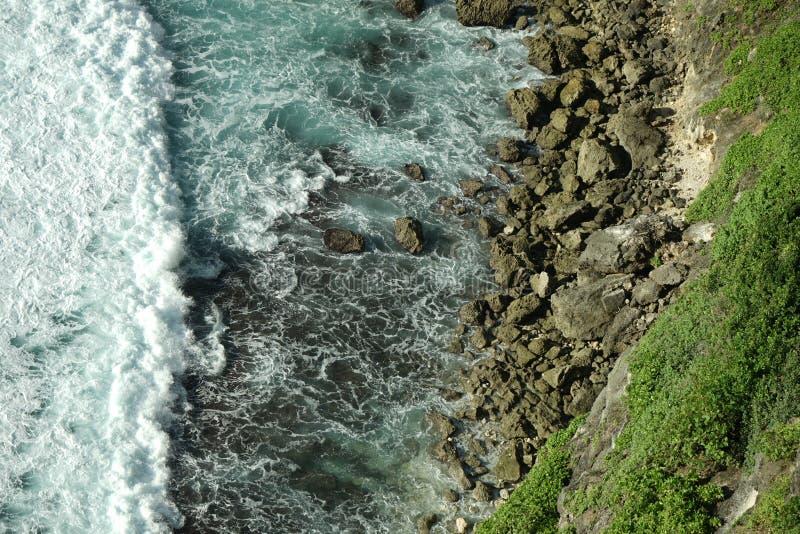 Die Wellen stockfotos