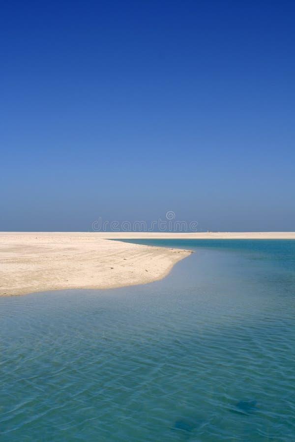 Die Welt, Dubai stockbild