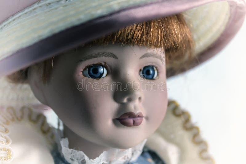 die wunderbare Welt von Puppen stockfoto